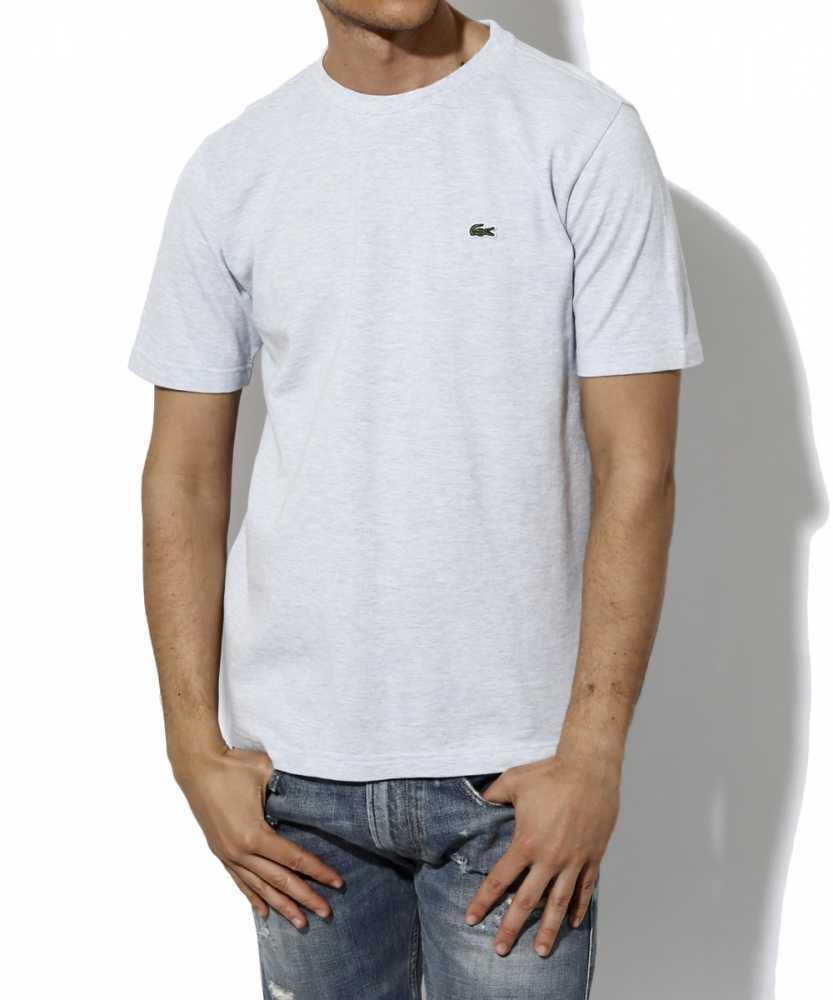 鹿の子クルーネックTシャツ