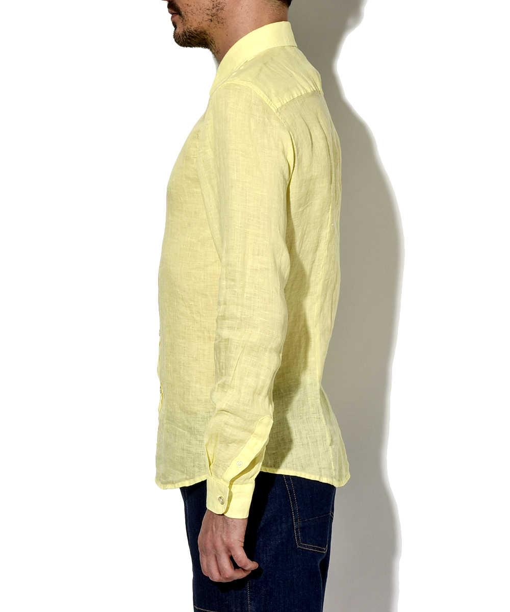 リネンシャツ