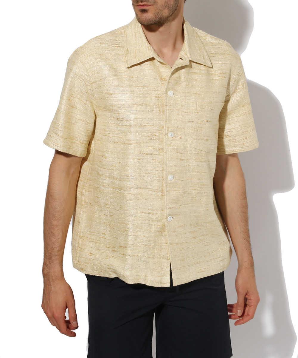 シルクシャツ