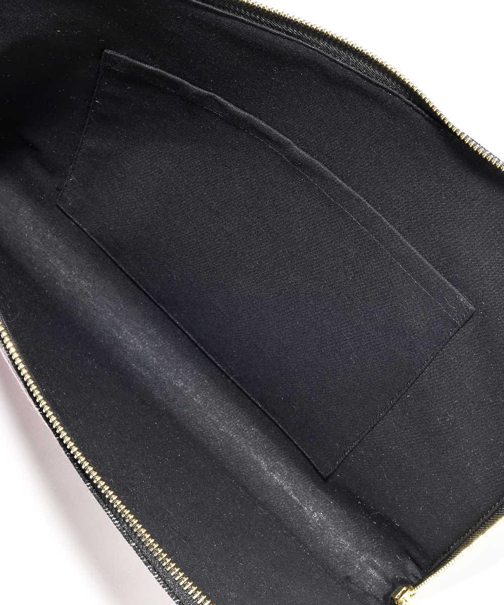 【Safari Lounge10周年記念別注・限定販売商品】デニムクラッチバッグ