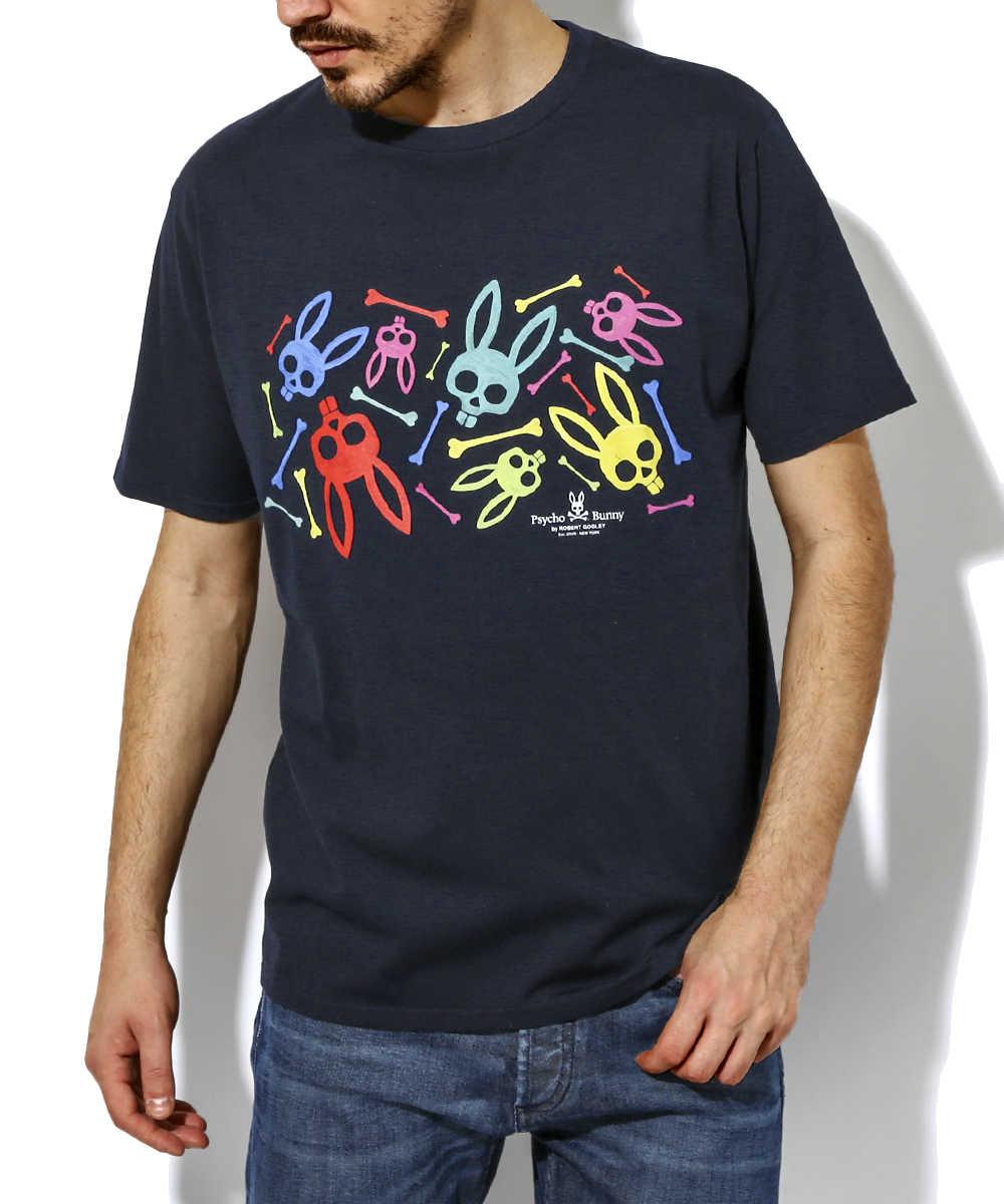 ペイントアートワークTシャツ