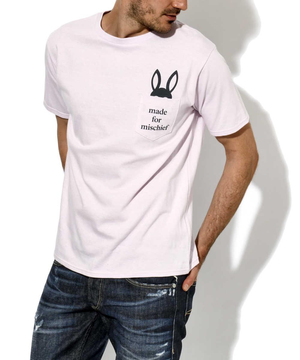 ポケットバニーTシャツ