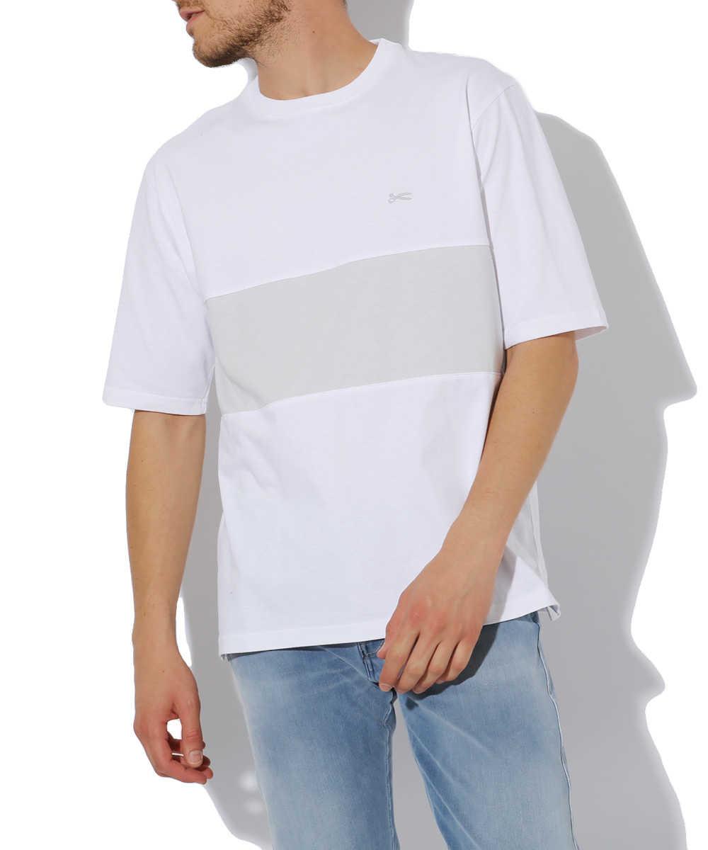 """""""ウィルソン""""クルーネックTシャツ"""