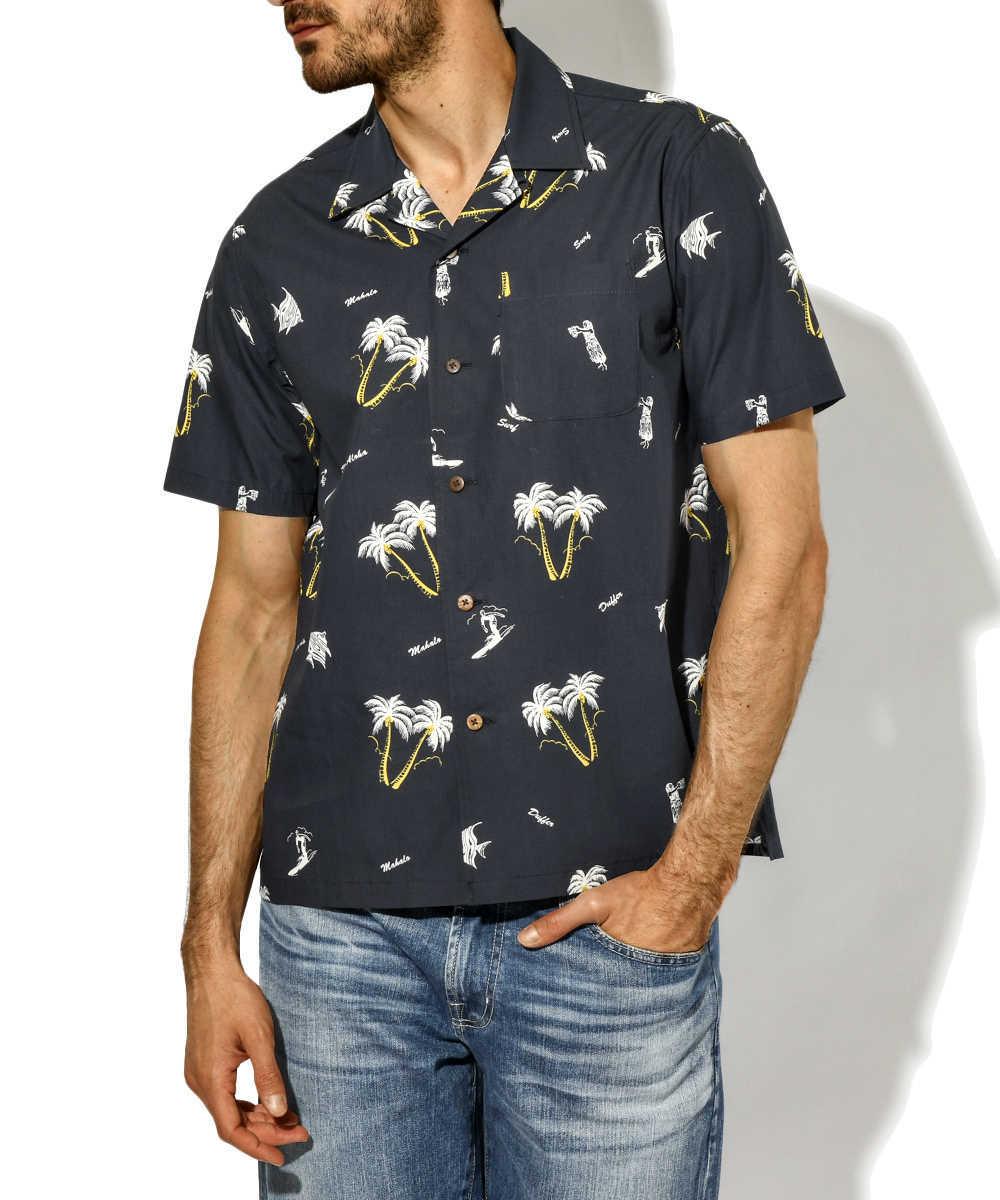 SHO WATANABE オープンカラーシャツ
