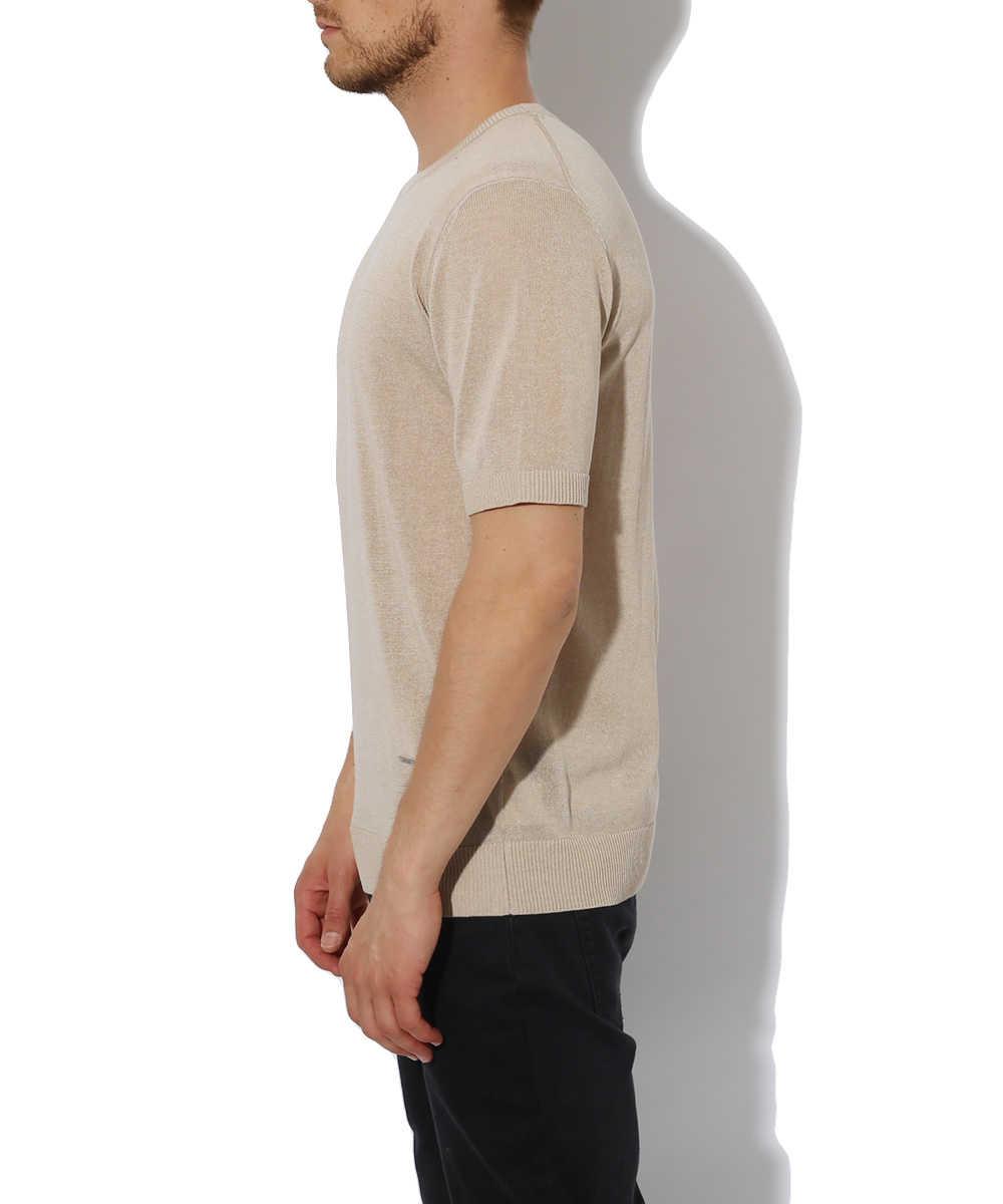 【別注・限定販売商品】クルーネックニットTシャツ