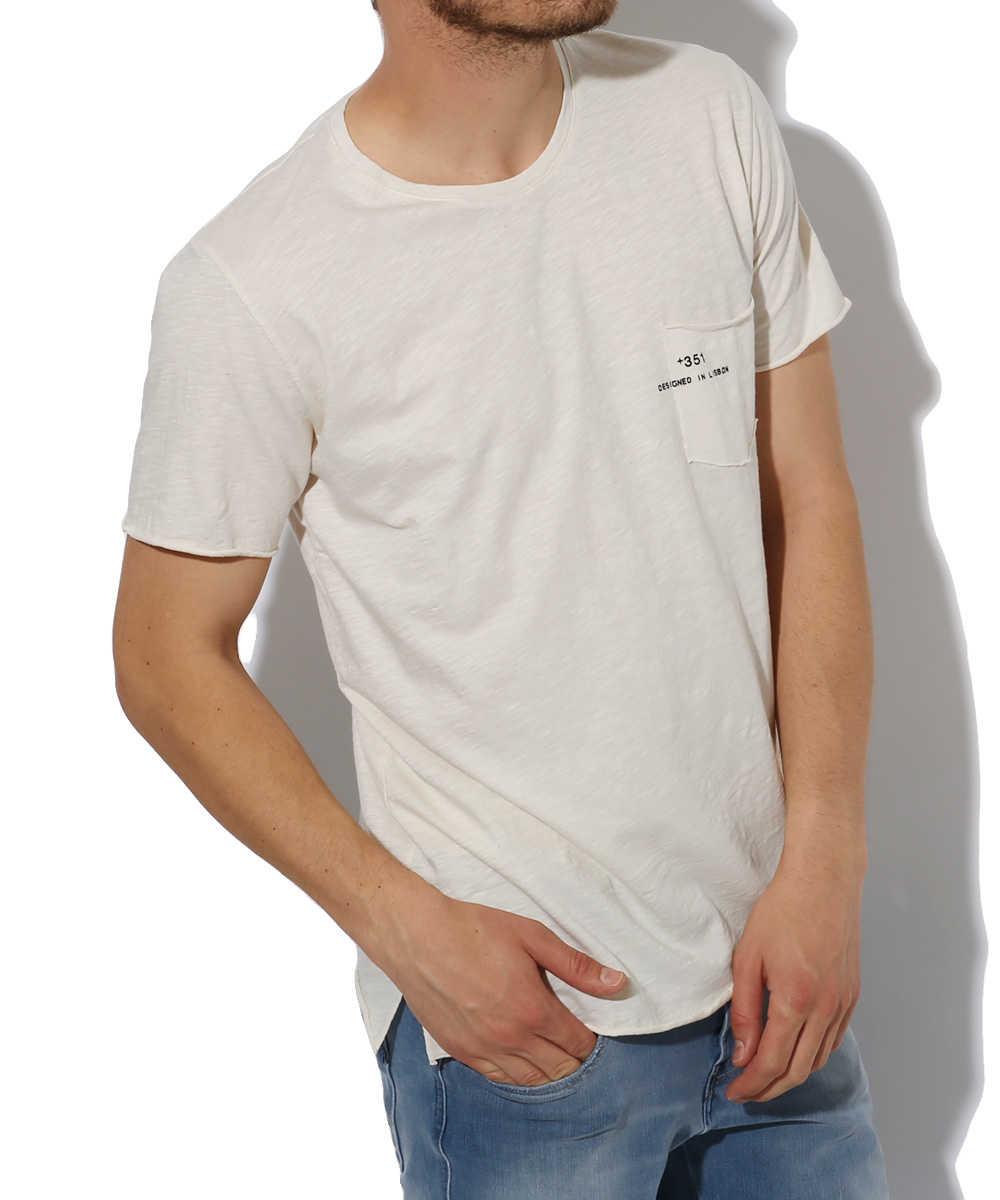 【限定販売商品】クルーネックロゴポケットTシャツ