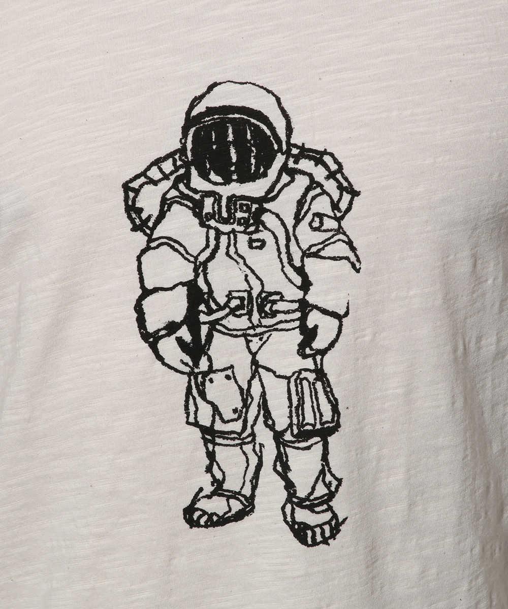 【限定販売商品】クルーネックプリントTシャツ