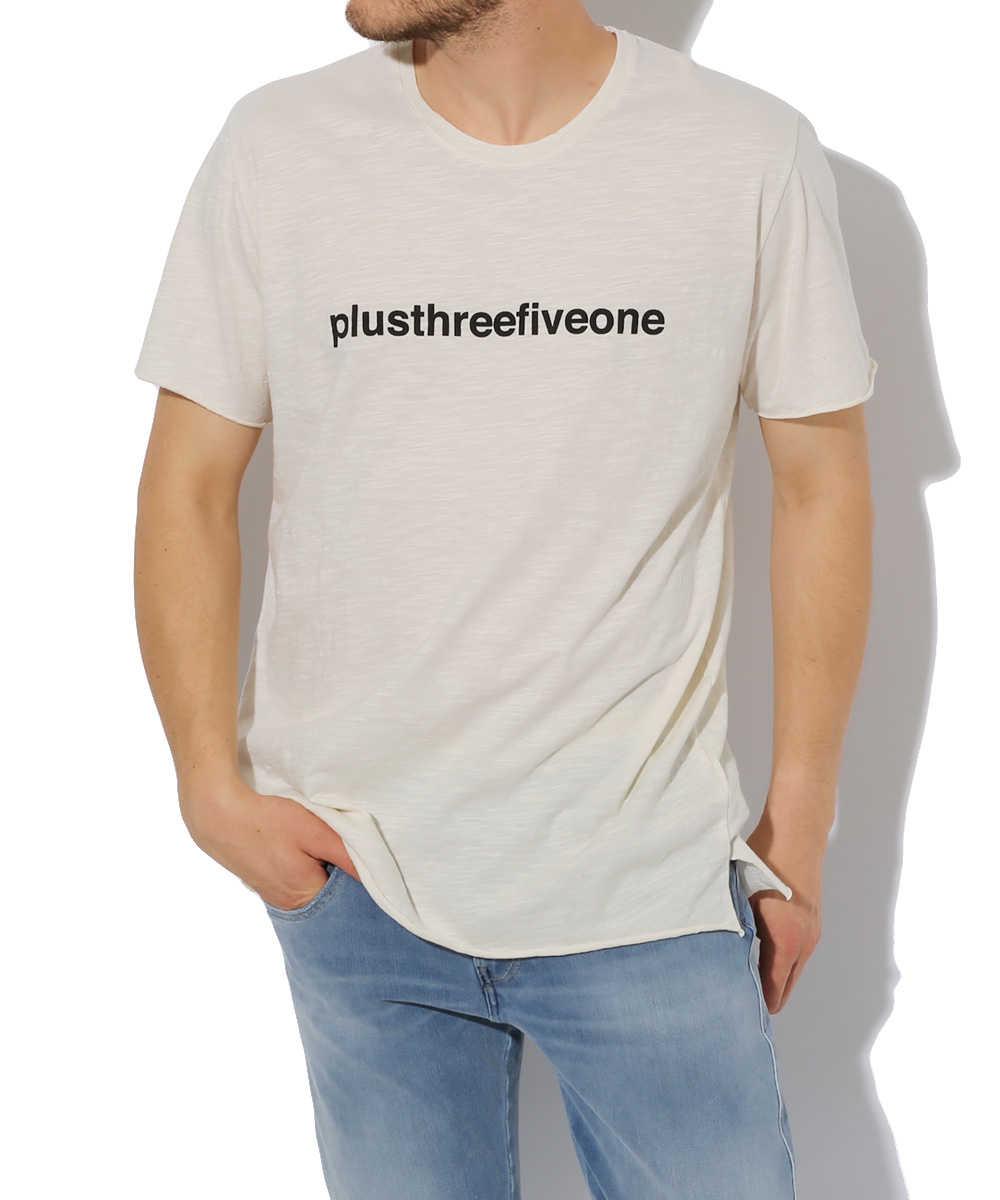 【限定販売商品】クルーネックロゴTシャツ