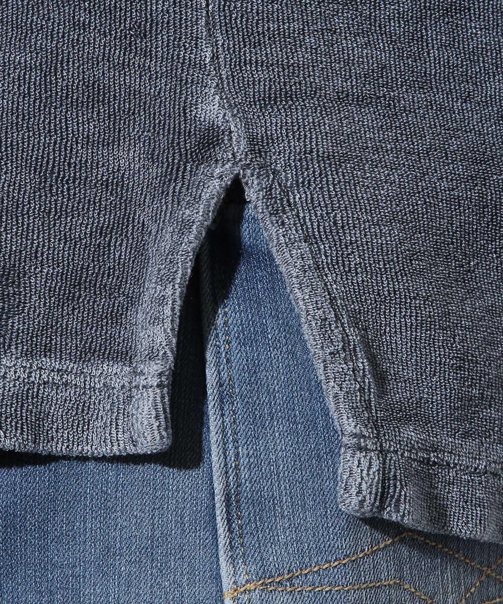 【限定販売商品】クルーネックパイルポケットTシャツ