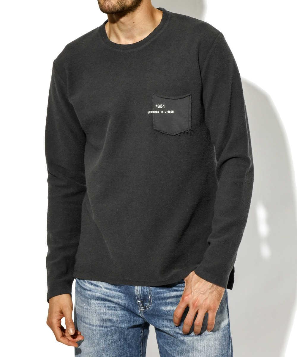 【限定販売商品】ポケットスウェットシャツ