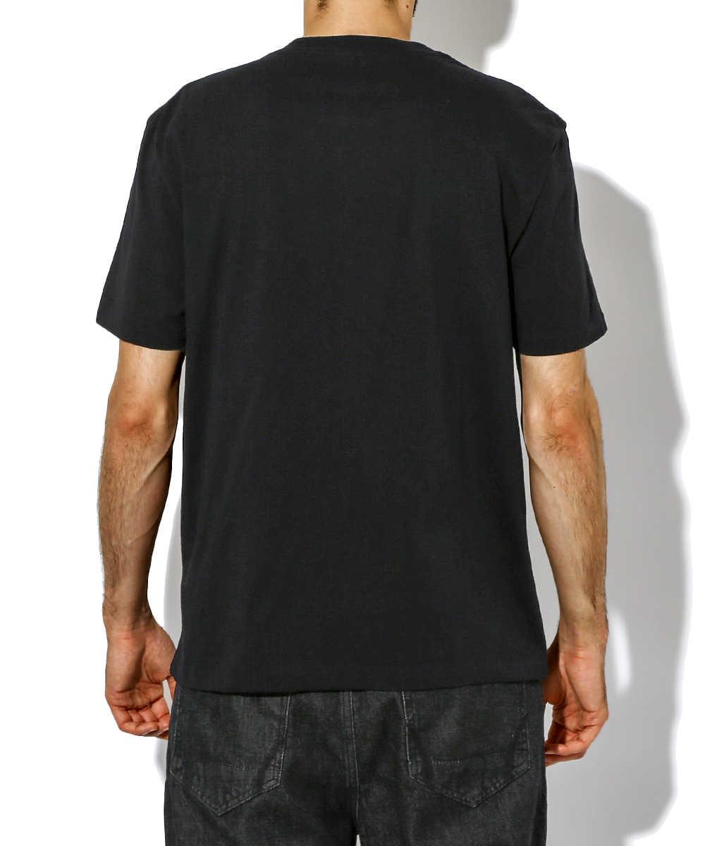 """""""ヘリックス""""クルーネックTシャツ"""