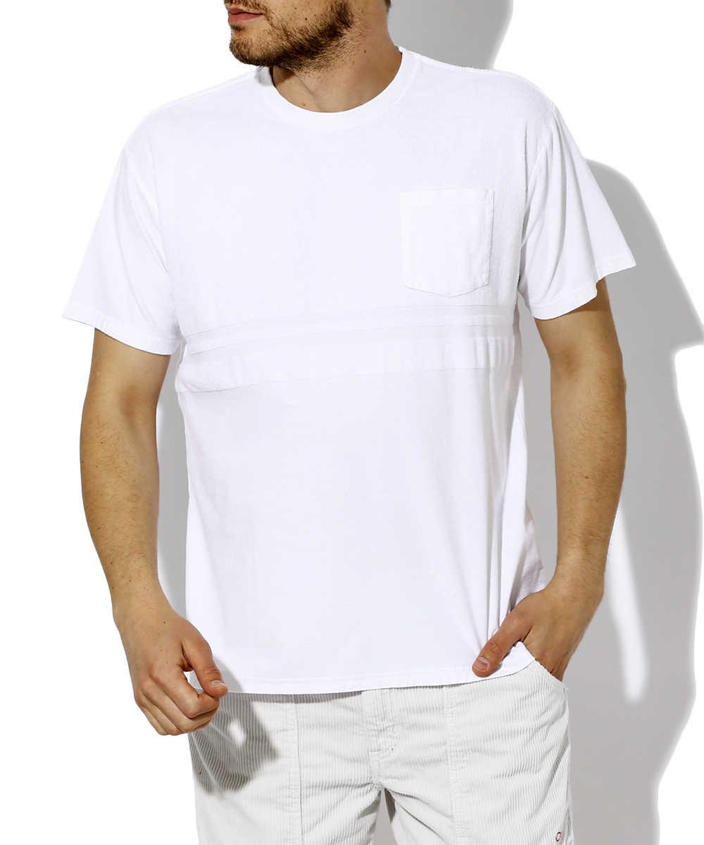 パイルポケットTシャツ