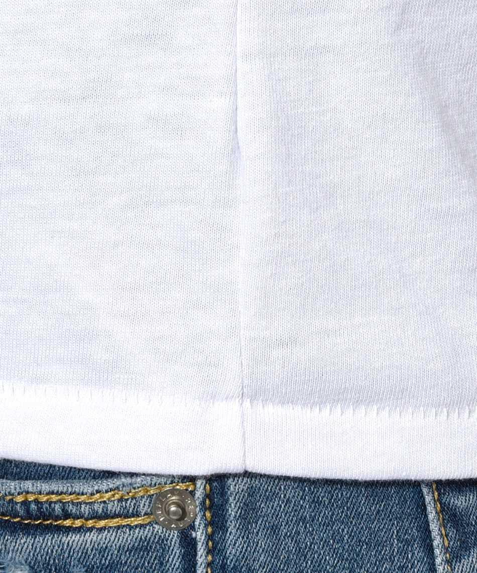 カルベリーズ×グッド スタッフ クルーネックプリントTシャツ