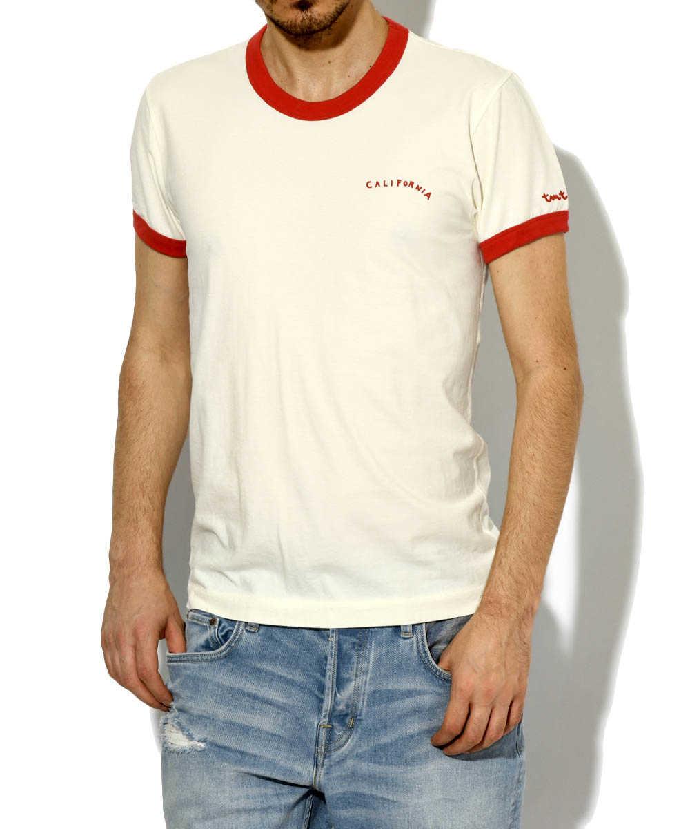 レトロリンガーTシャツ