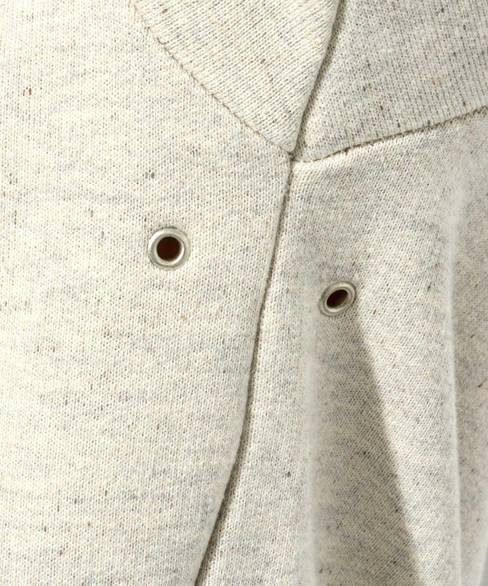 半袖スウェットシャツ