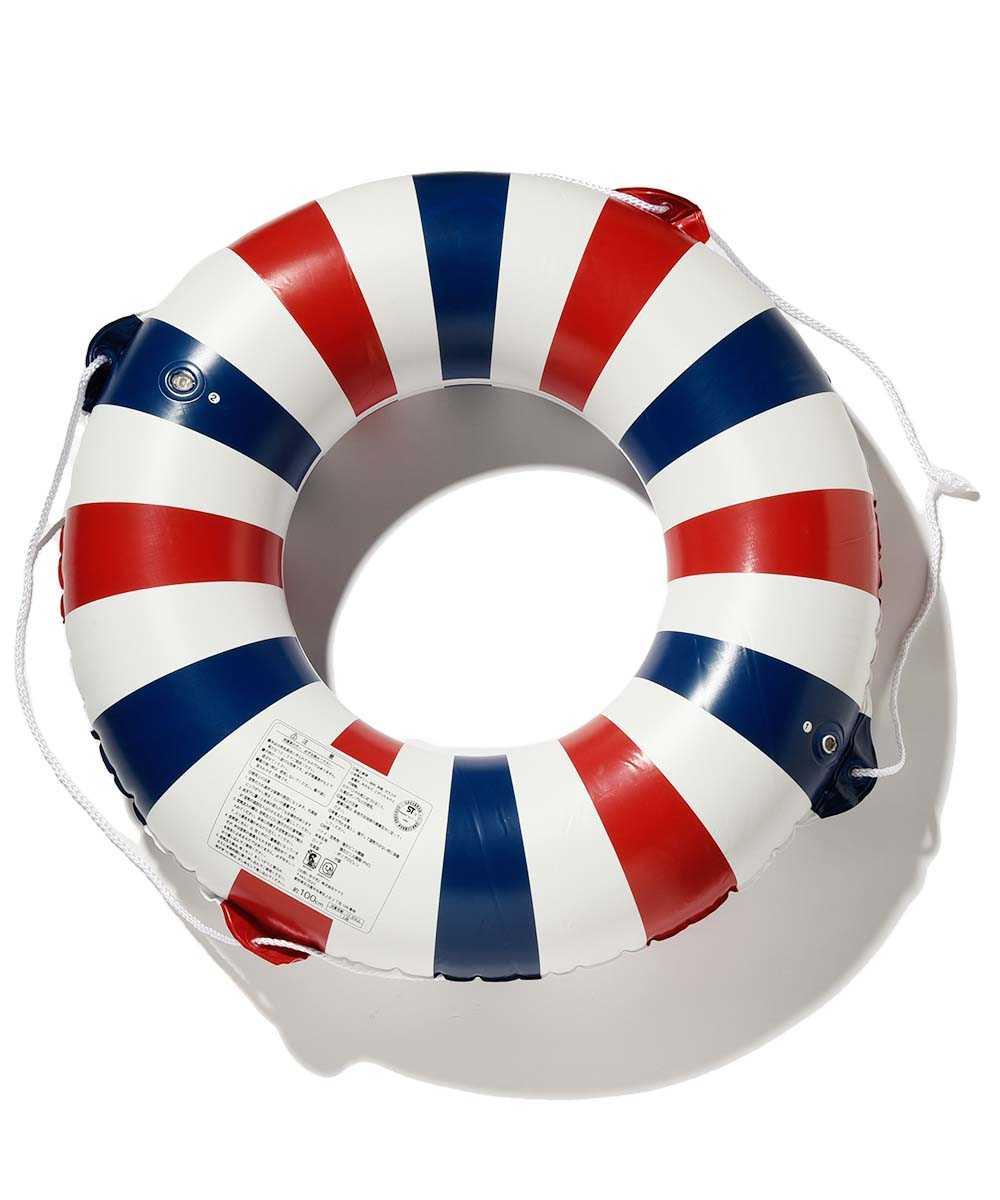 フローティングドーナツ浮き輪