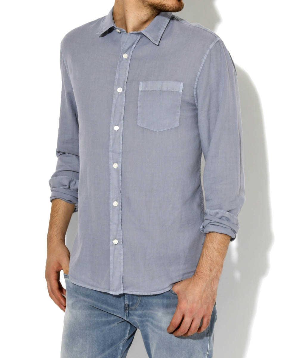 製品染めシャツ