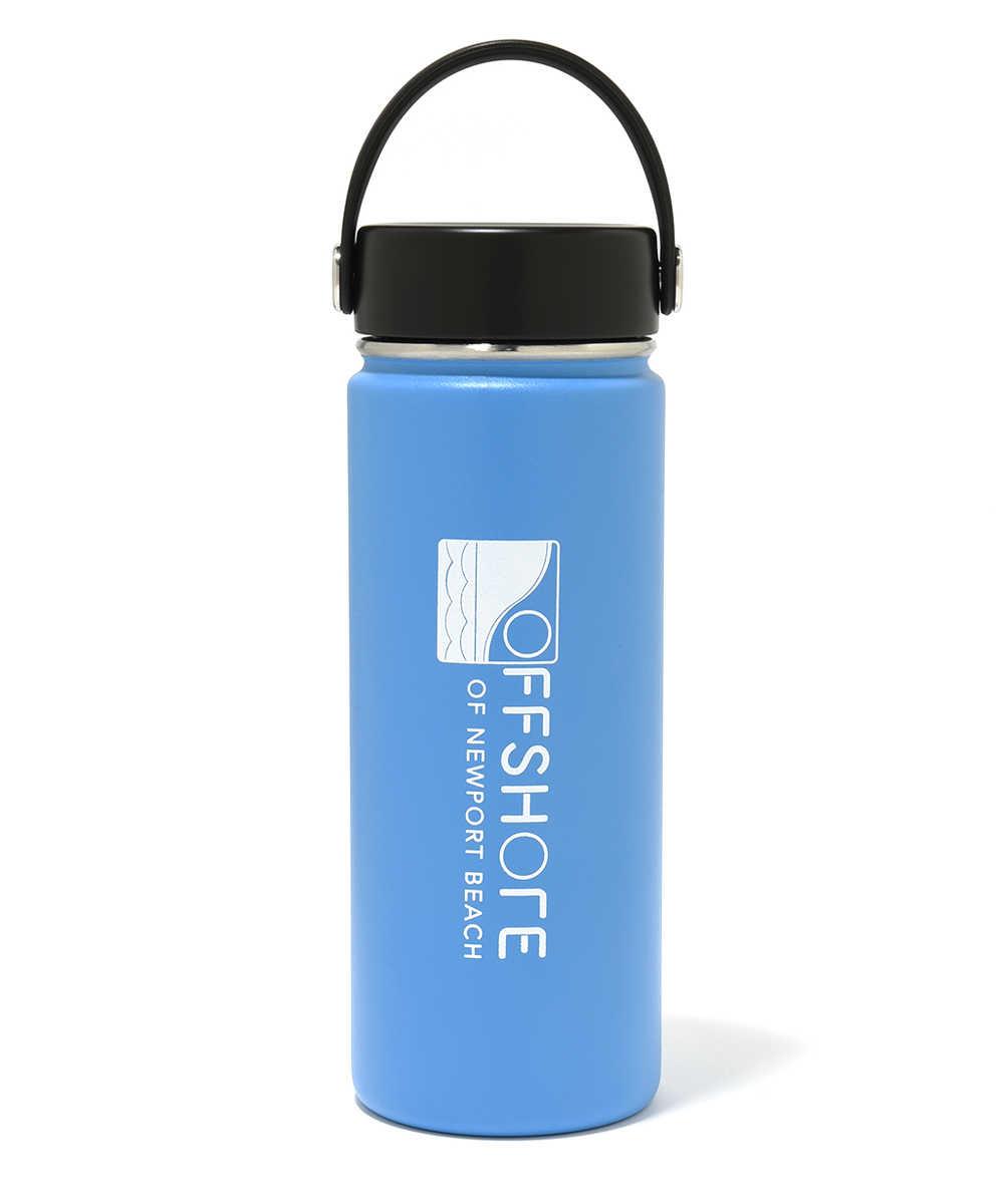 オフショア×ハイドロ フラスク ボトル