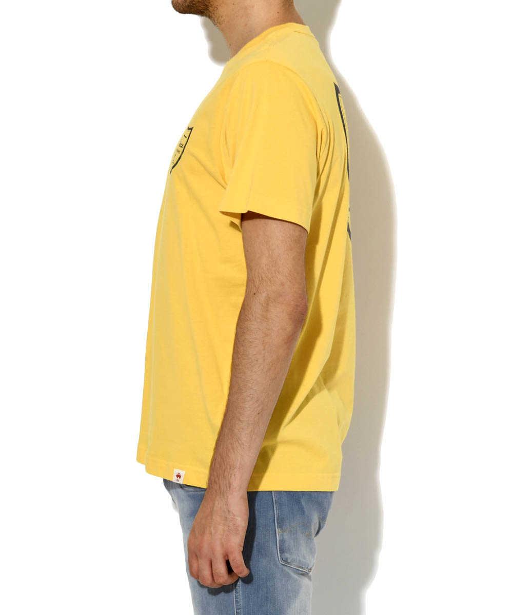 【レッド フリース】クルーネックTシャツ