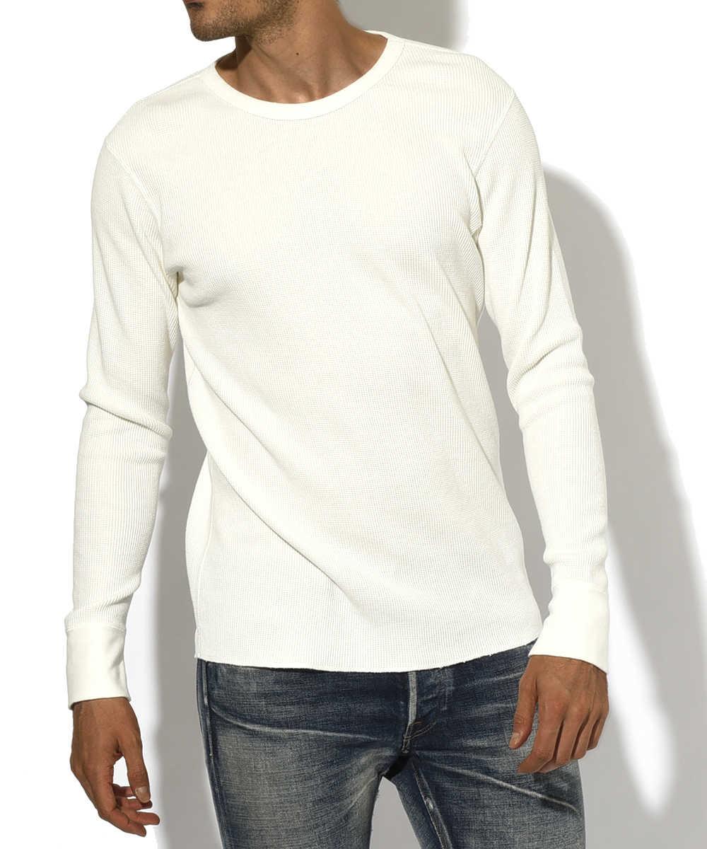 ロングスリーブクルーネックTシャツ