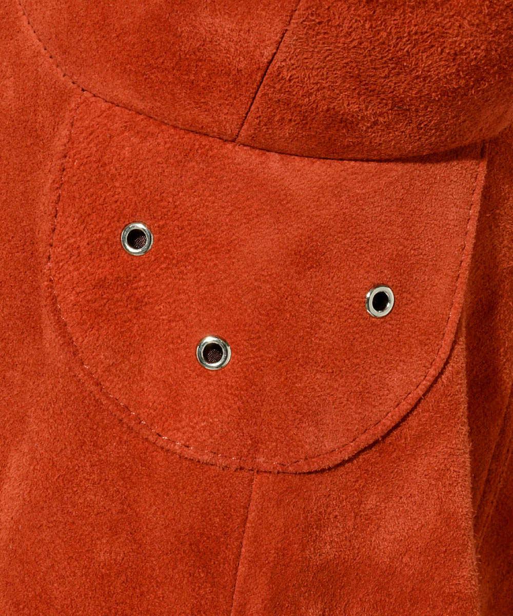【別注・限定販売商品】スエードライダースジャケット