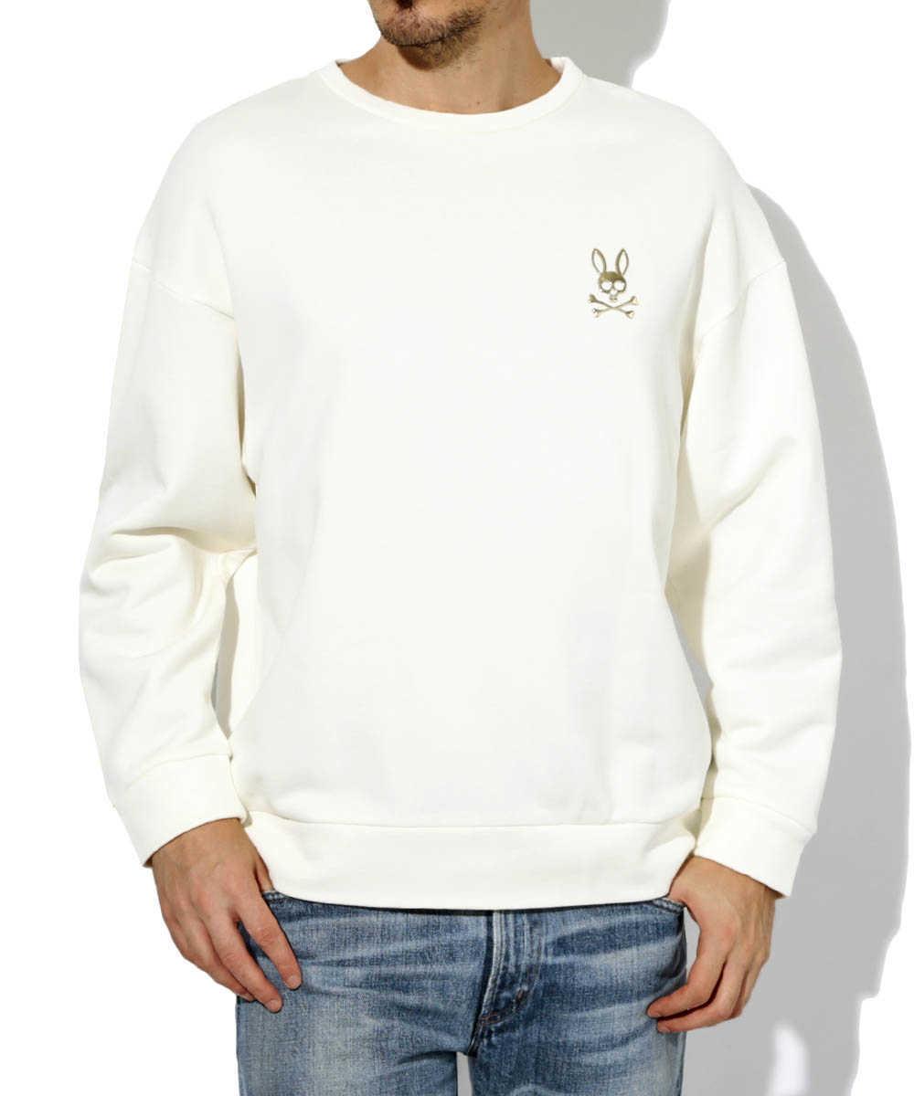 【別注・先行販売商品】ワイドシルエットクルーネックスウェットシャツ