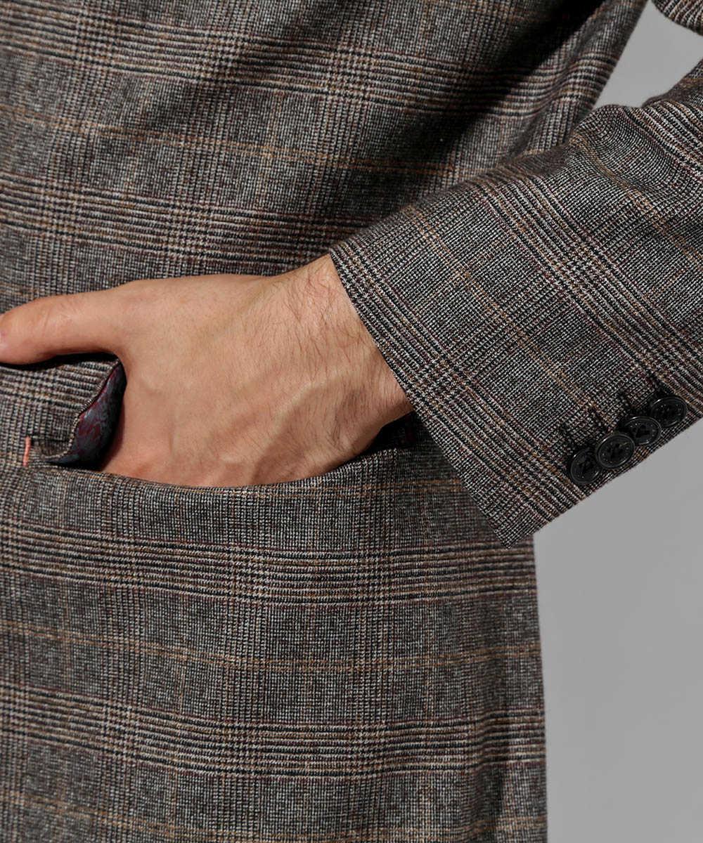 ソフトサーモテイラードジャケット