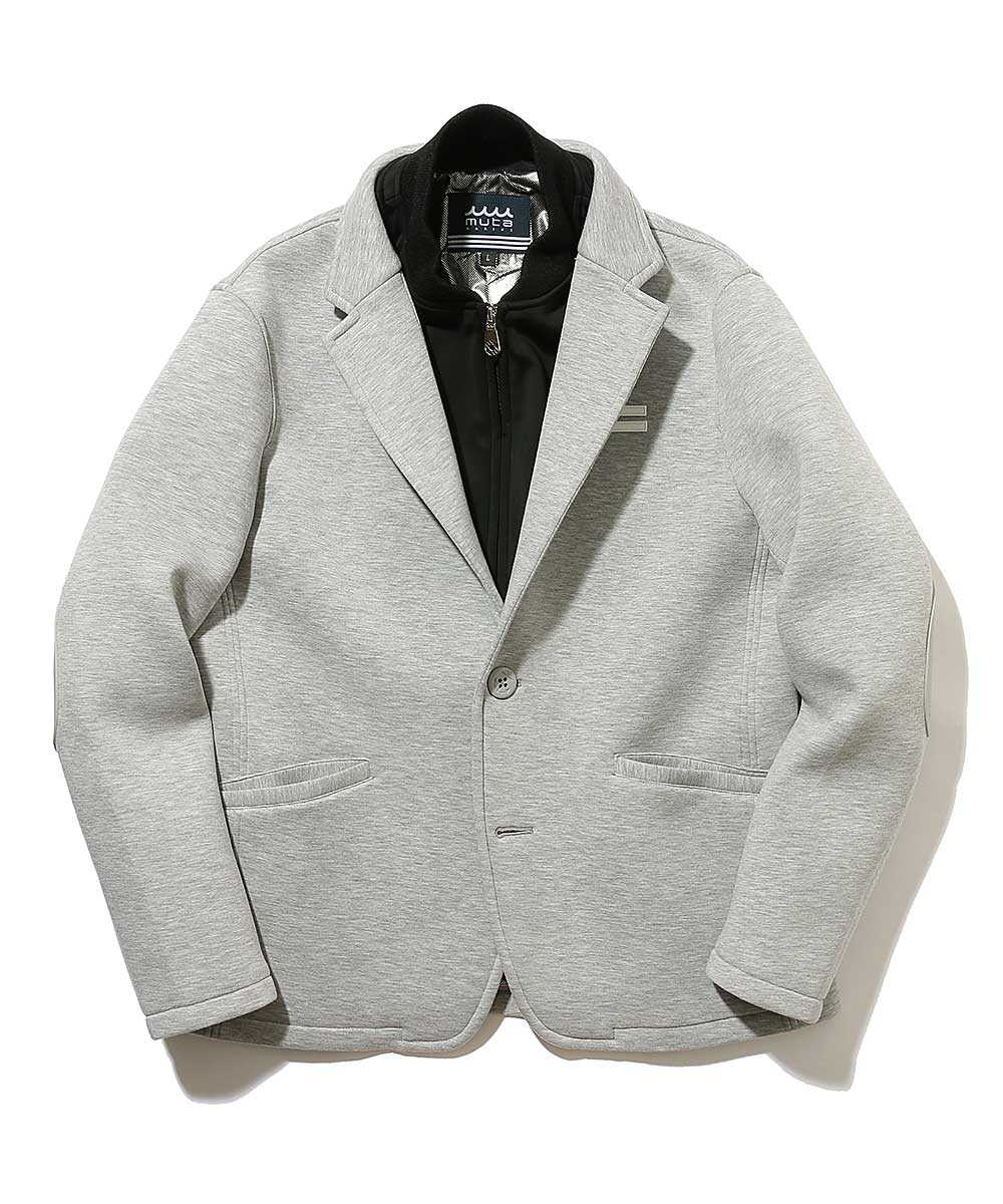 ボンディングジャケットコート