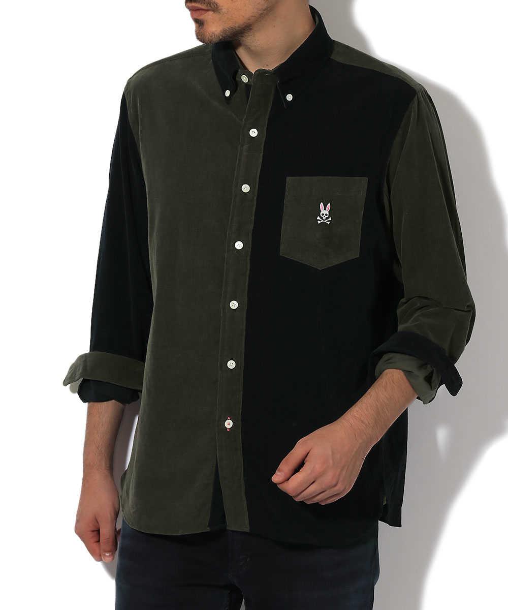 マイクロコールクレイジーシャツ