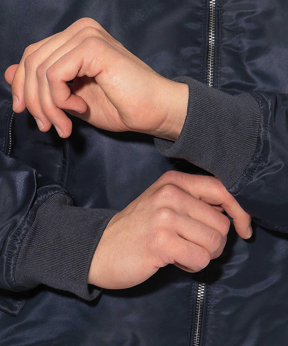 【限定販売商品】スターパッチボンバージャケット