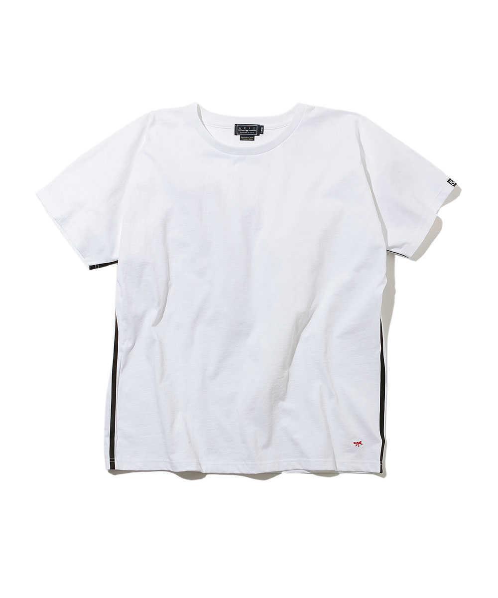 アキヅ×エイブレンズ クルーネックTシャツ