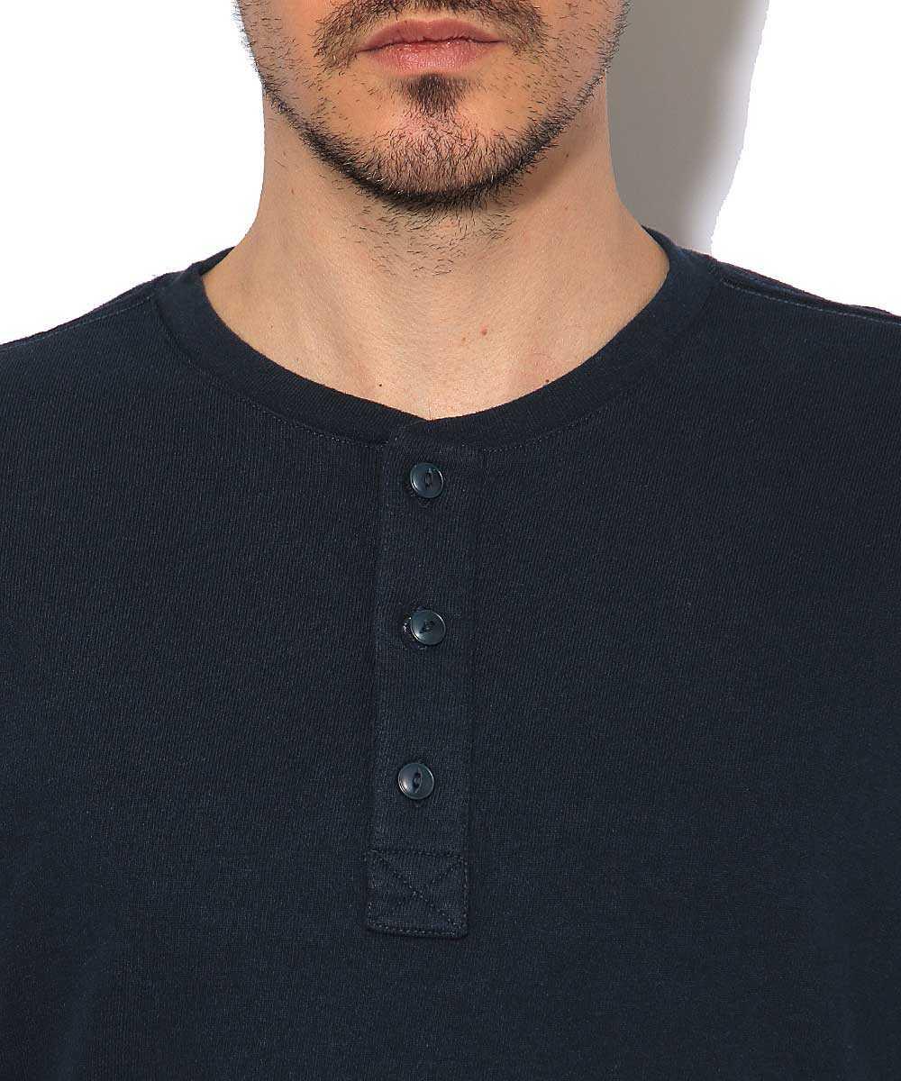 ヘビーバッグヘンリーシャツ