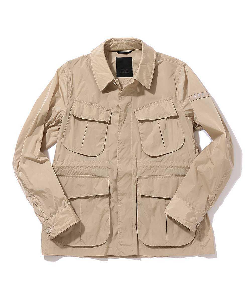 【3月下旬入荷予定商品】ナイロンフィールドジャケット