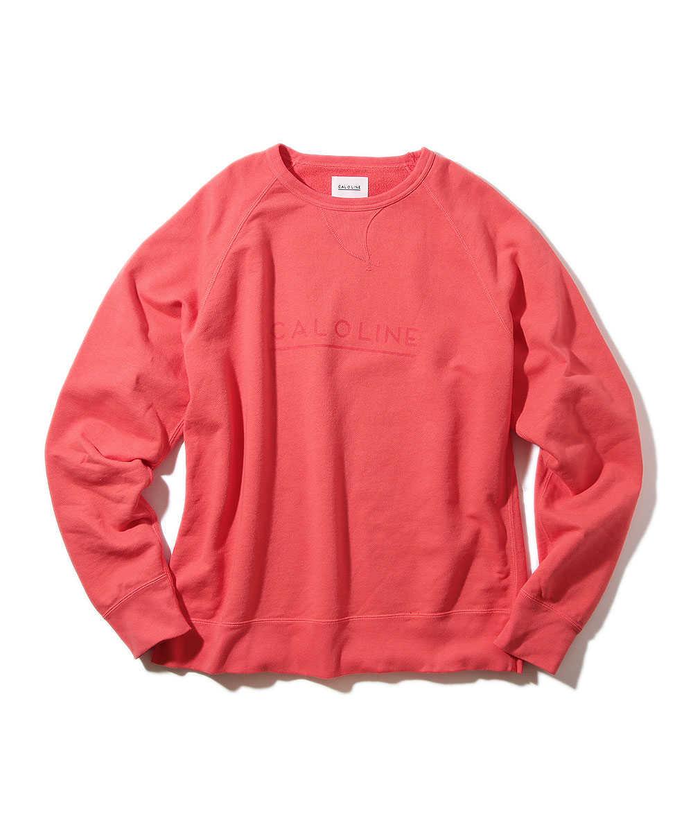 【4月中旬入荷予定別注・限定商品】ロゴスウェットシャツ