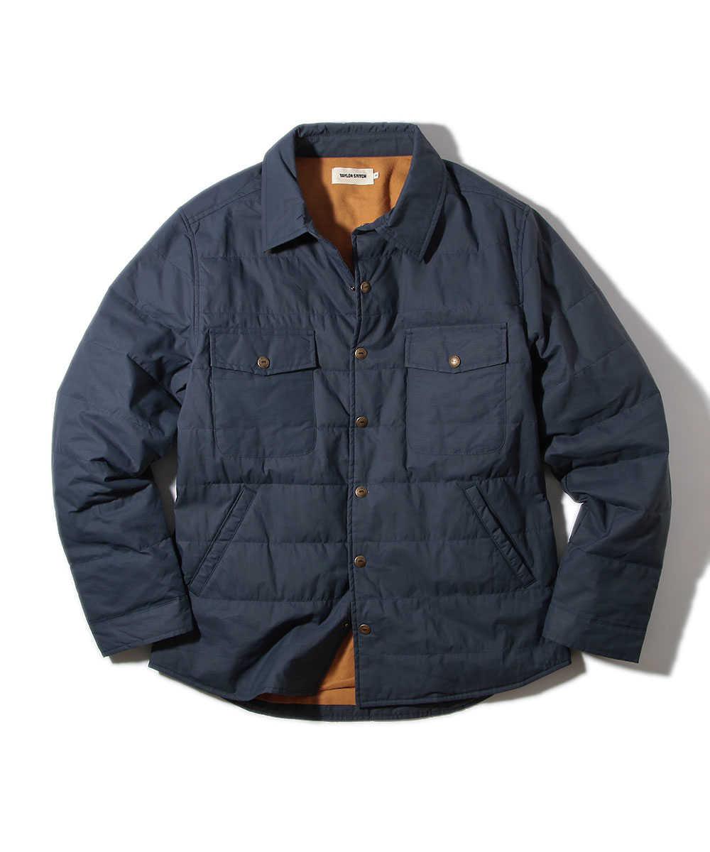 ギャリソンシャツジャケット