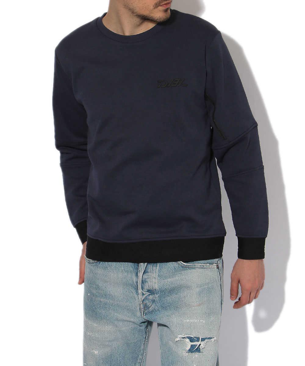 【ブラックレーベル】クルーネックスウェットシャツ