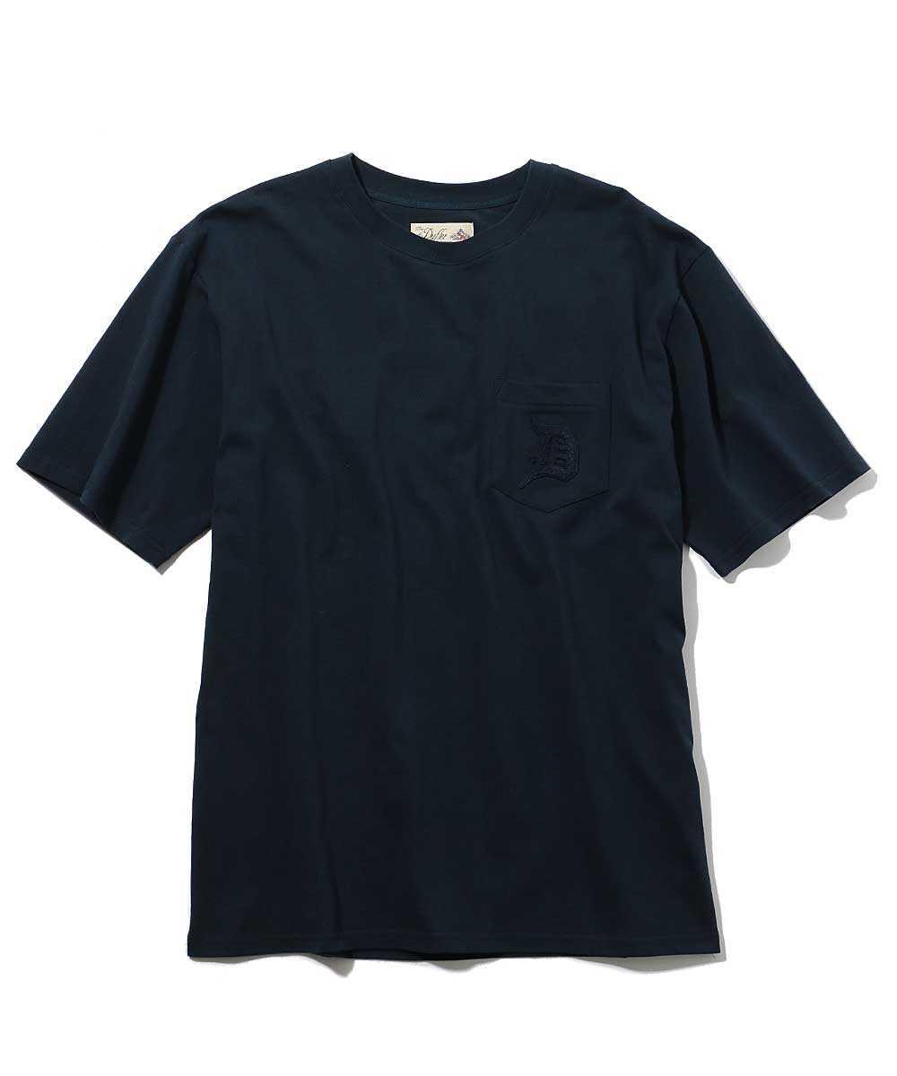 レインボーロゴクルーネックTシャツ