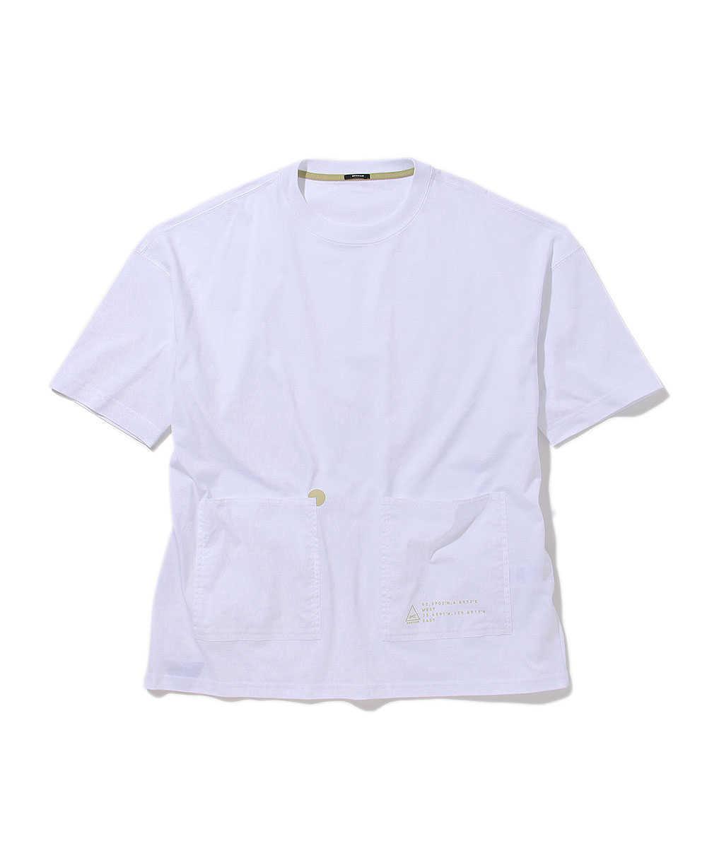 """""""リフ TEE CTCN""""クルーネックTシャツ"""