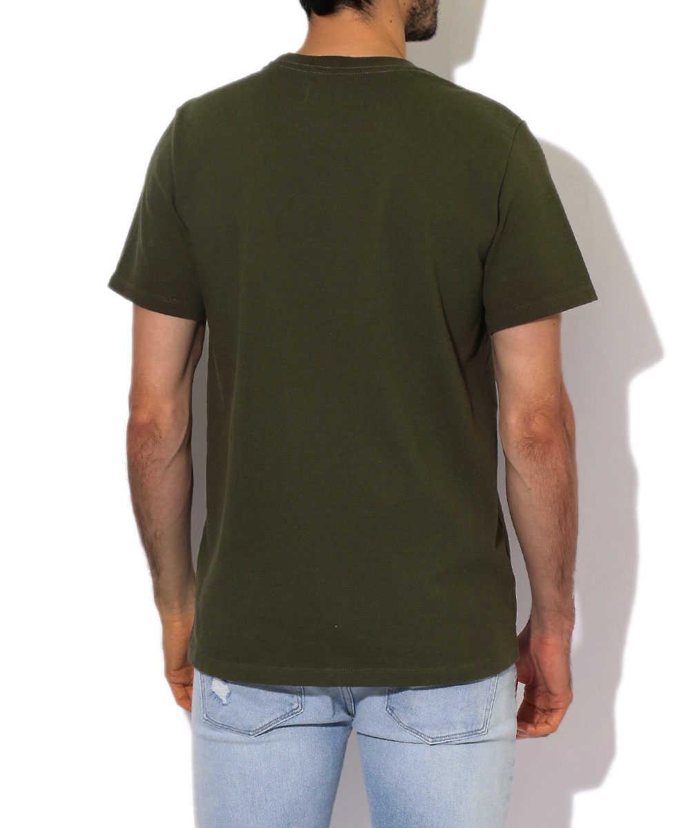 テイラースティッチ×ブリーフィング クルーネックTシャツ